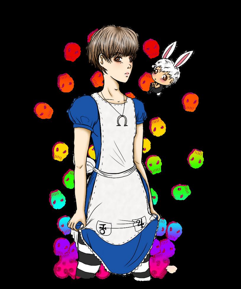 MS: Halloween Alt Outfit by ClassyNaru