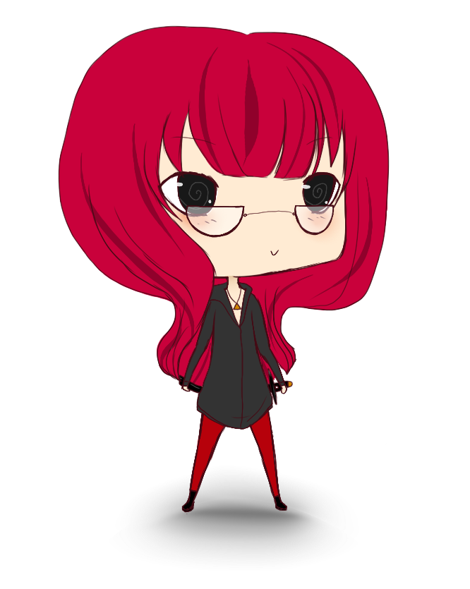 Commission: Soulia by ClassyNaru