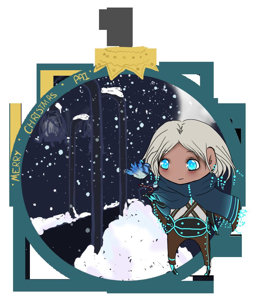 MS - Secret Santa by ClassyNaru