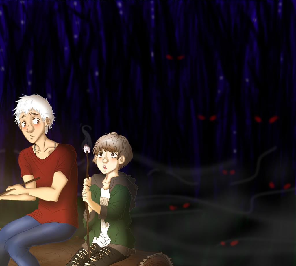 MS: Camping by ClassyNaru
