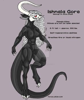 Ishnala Gore