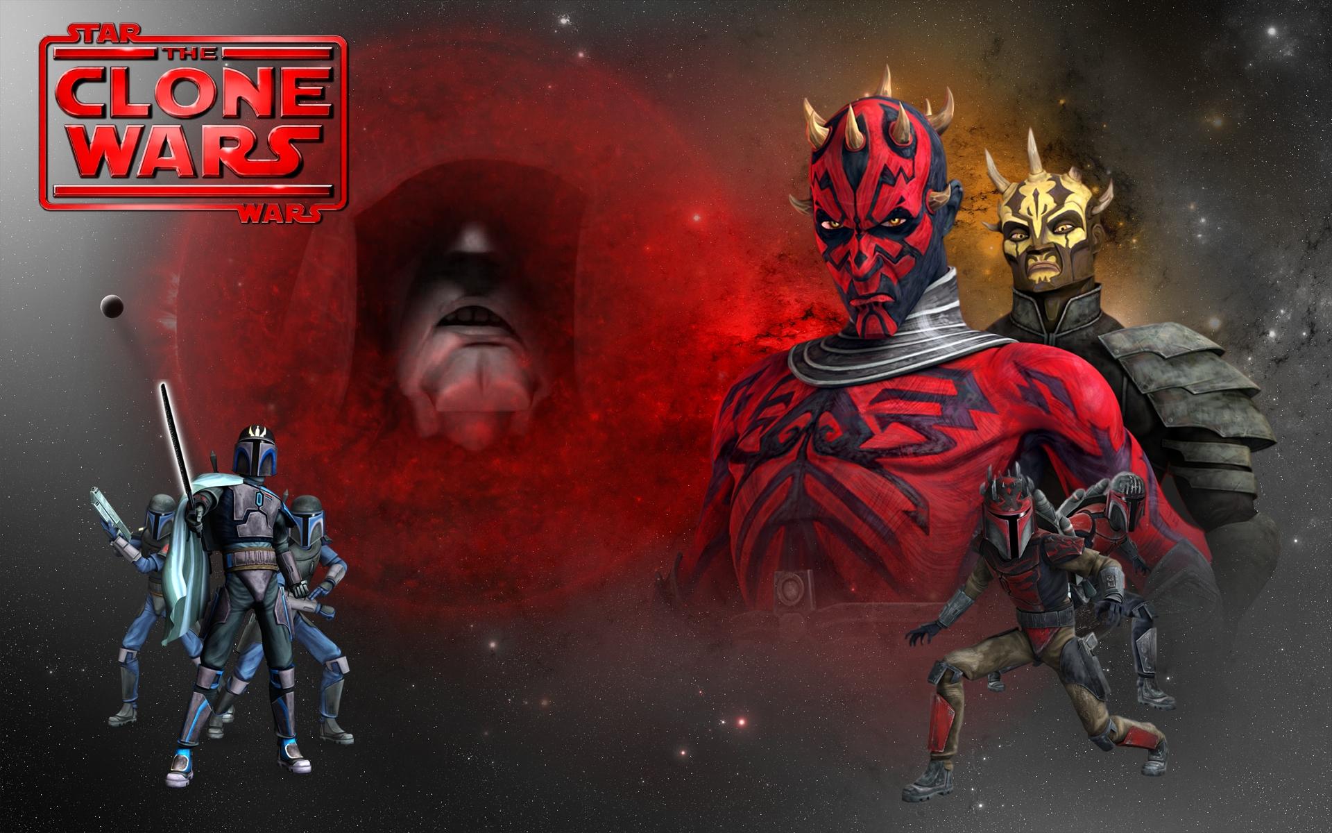 Clone Wars Maul Savage Wallpaper By Lordradim On Deviantart