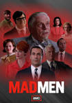 MAD MEN [amc] Poster
