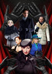 Ladies In Leather Gloves (NEW) Poster