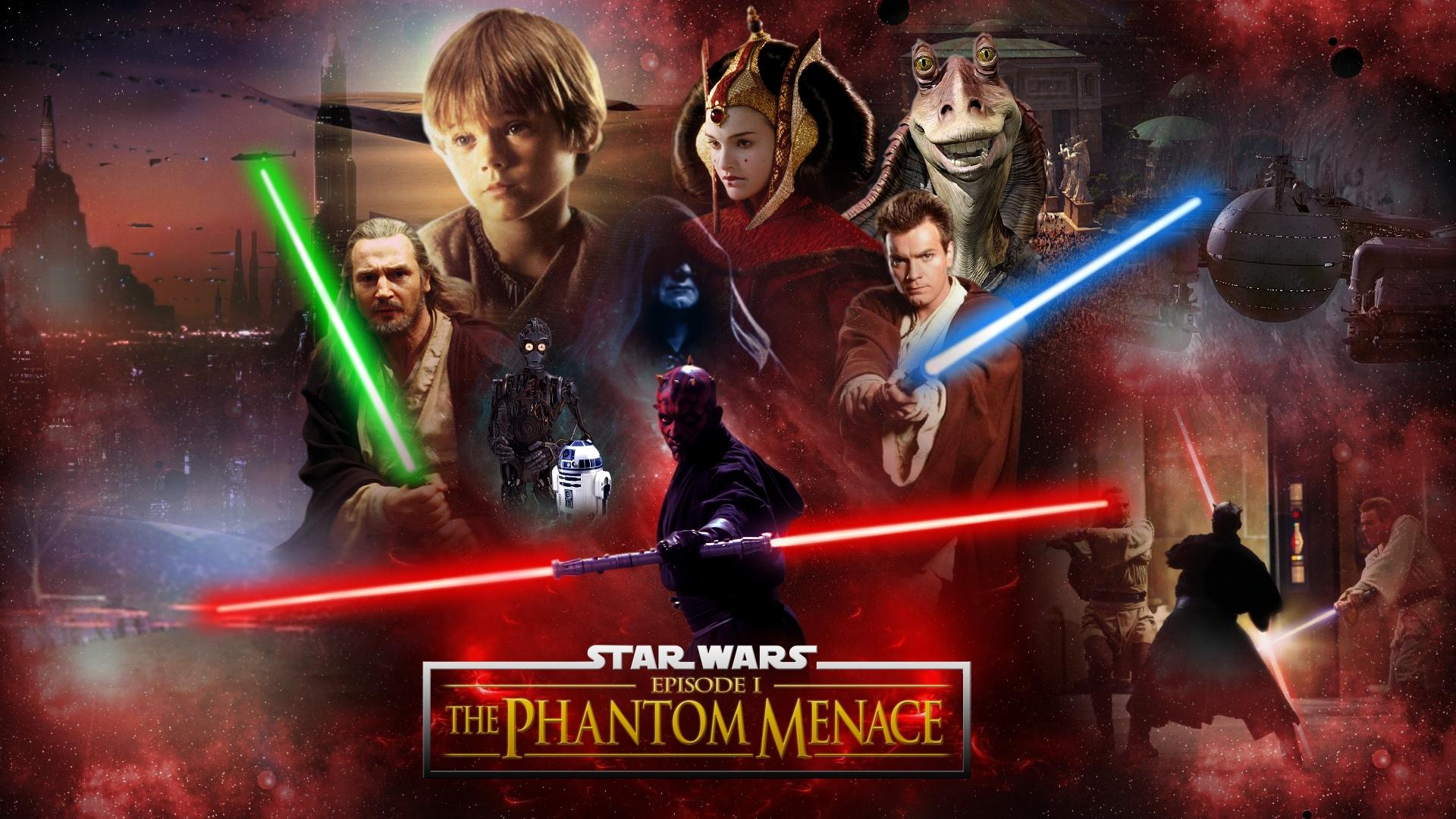 Star Wars Episode I Wallpaper