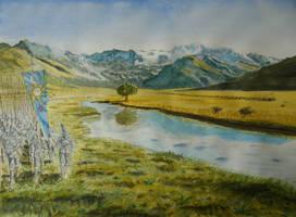 Army of Gondolin by Lathron