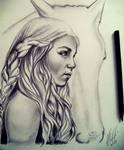 Khaleesi by silent741