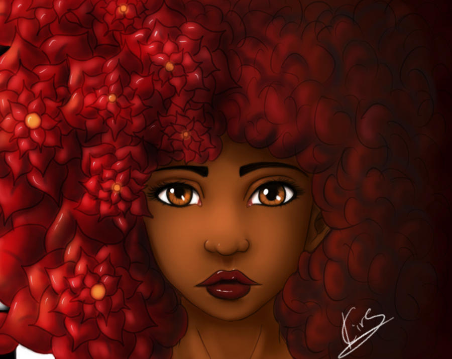 Red by KiraTheArtist