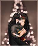 Batman And Wonder Woman X-Mas