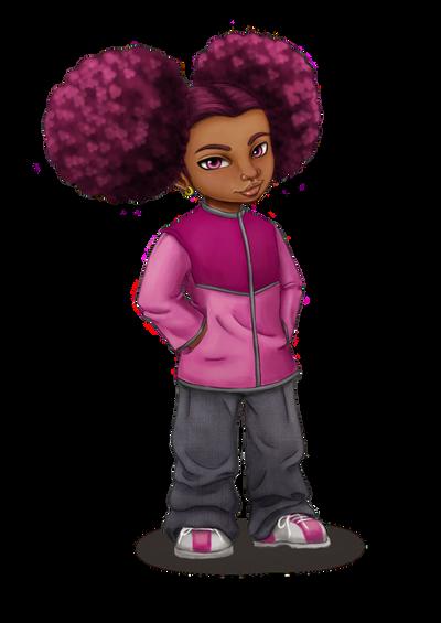 Little Girl Concept by KiraTheArtist on DeviantArt