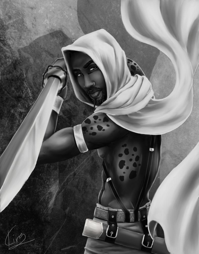 Abasi by KiraTheArtist