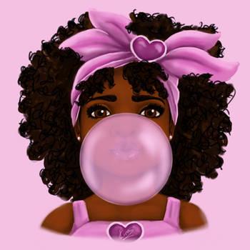 Bubble Gum by KiraTheArtist