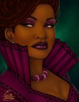 Dreaded Queen II by KiraTheArtist
