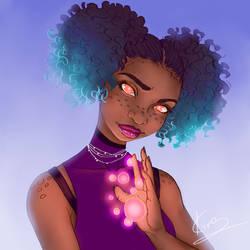 Magic by KiraTheArtist