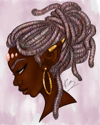 Elf Loc Up- Do by KiraTheArtist