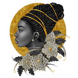 Golden by KiraTheArtist