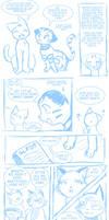 Intermission comic by freelancemanga