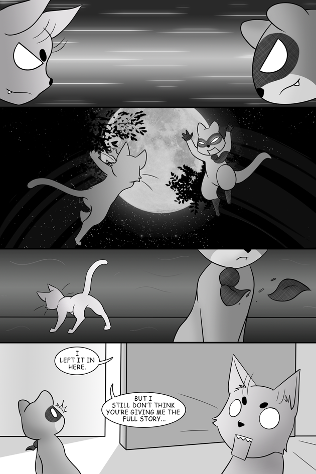 iMew Page 41 by freelancemanga