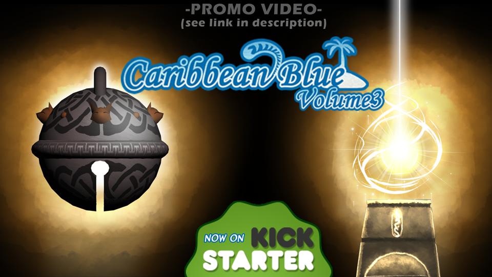 Caribbean Blue Vol3 Promo Video by freelancemanga
