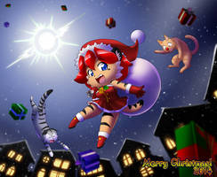 Christmas 2014 by freelancemanga