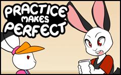 Practice makes Perfect #31 by freelancemanga