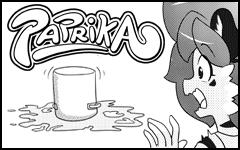 Paprika #87 by freelancemanga