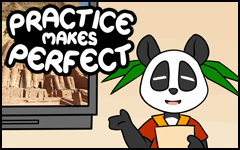 Practice makes Perfect #41 by freelancemanga
