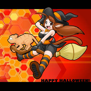 Art: Yuki Halloween