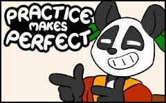 Practice makes Perfect #51