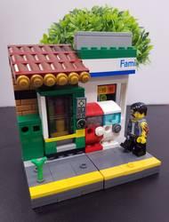 Lego: Modular Tokyo Street