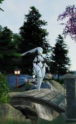 Garden Bridge Drossel