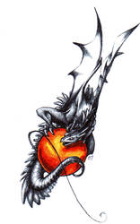 Seeker Dragon by NepuApsadee