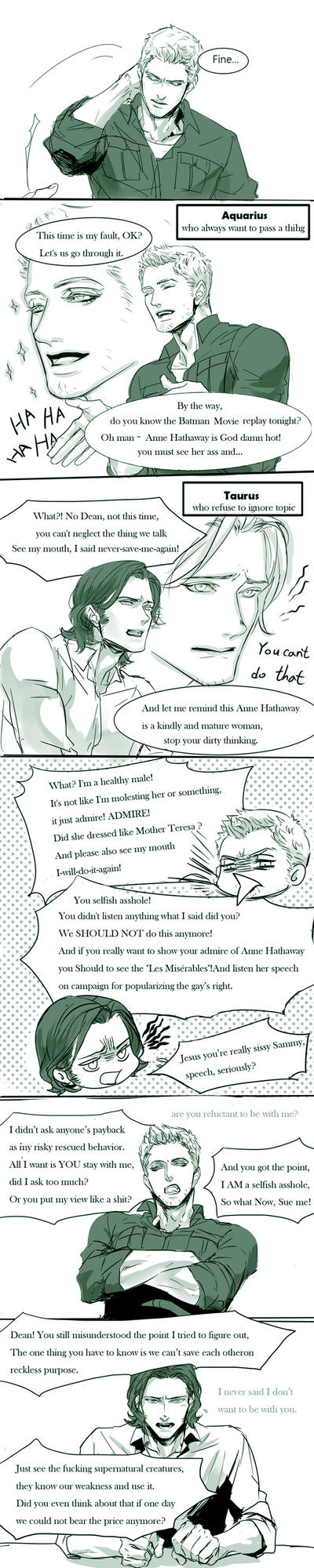 The Brothers quarrel p2 by Lanlimes