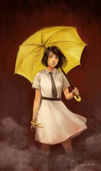[Umbrella Revolution]