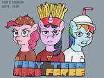 Pony Teen Mare Force