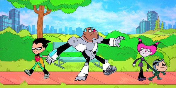 Teen Titans Thoughts!- Opposites By SB99stuff On DeviantArt