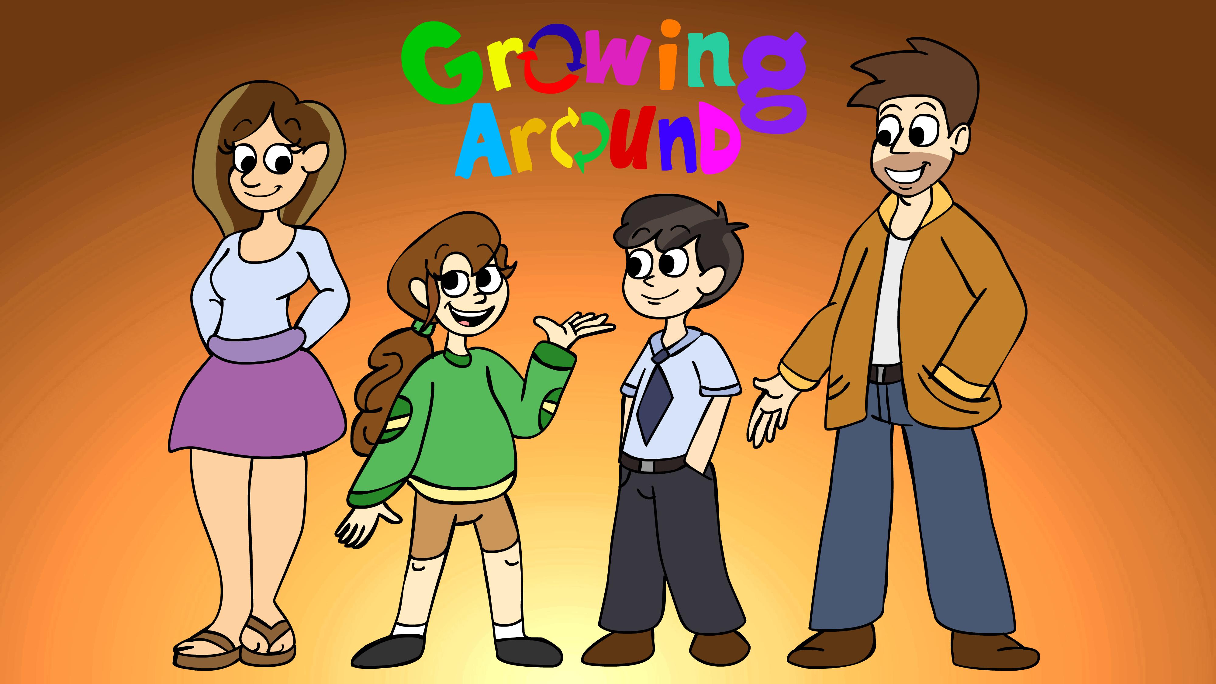 Growing Around