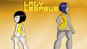 Lady Legasus Background by SB99stuff