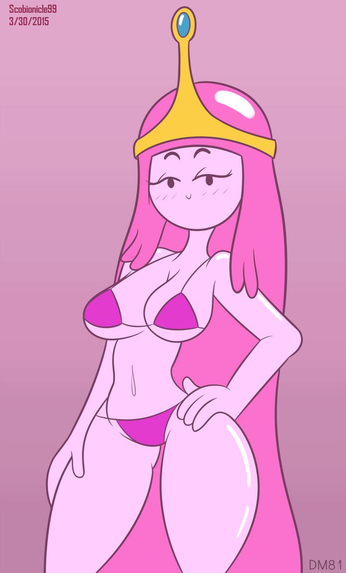 Bikini Gum Collab by ScoBionicle99