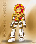 Bionicle Equestria: Sunset Shimmer