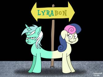 LyraBon by SB99stuff