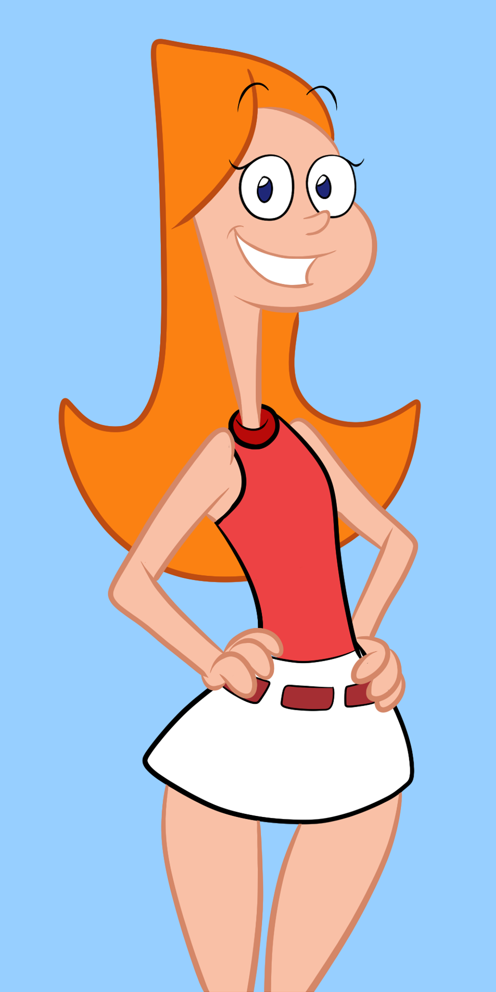 candice and ferb porn