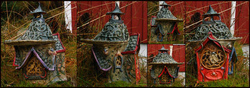 The Witch's House - Lantern