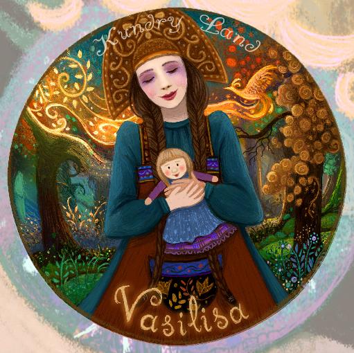 Vasilisa the Wise by kundrys-inner-world