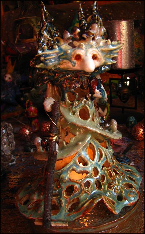 Troll Lantern by kundrys-inner-world
