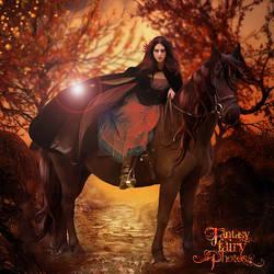 Kertina, The Autumn Fairy by juliet981