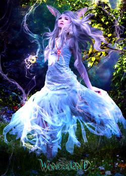 Wonderland White Rabbit