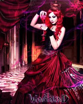Wonderland Red Queen