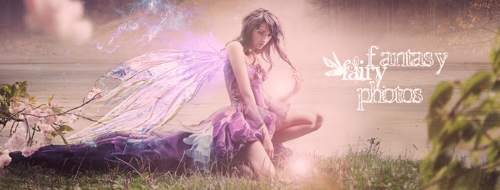 Fairy facebook cover