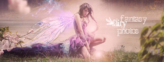 Fairy facebook cover